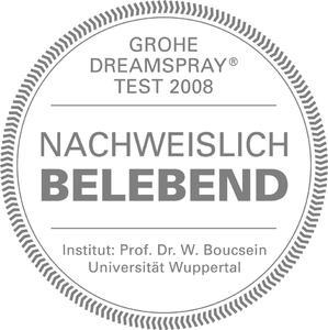 DreamSpray Testsiegel