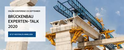 Brückenbau-Expertentalk am 9. September 2020, Quelle: ALLPLAN