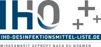 IHO-Desinfektionsmittelliste Logo