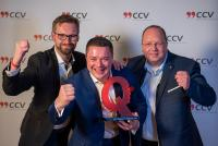 CCV Quality Award: mobile.de und oneclick gewinnen in der Kategorie IT-Innovation