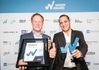 Die Gewinner des WIWIN Awards 2018: HPS Home Power Solutions