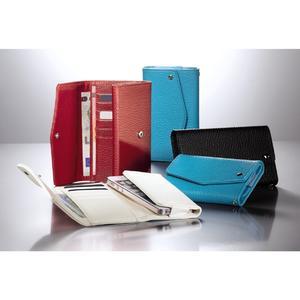 """Smartphone-Taschen """"Clutch"""" in zwei Größen von Hama"""
