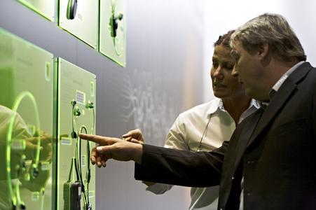 Zusammenspiel von Technik und Kommunikation / Foto: Hinte GmbH