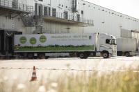 Die Krummen Kerzers AG macht sich für eine nachhaltige Logistik stark und setzt zur Reduktion ihrer Emissionen auf den Einsatz von Flüssigerdgas. (Foto: Krummen Kerzers AG)
