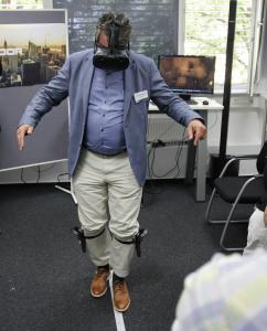 """""""Top Floor"""" Testing bei der 10. CGI TrendSession von Meyle+Müller"""