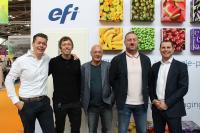First UK Corrugated Manufacturer Purchases EFI Nozomi Single-Pass Corrugated Board Press