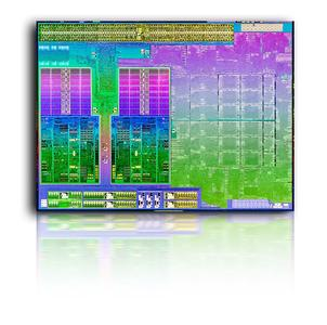 AMD Embedded R Series Die Shot
