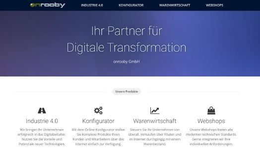 Partner für digitale Transformation