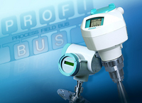 Profibus PA added to radar level transmitters
