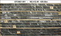 Gold Terra Provides Update on Newmont Option Drilling Program Adjacent to the Past-producing 5 M ozs. Con Mine, Yellowknife City Gold Project, NWT