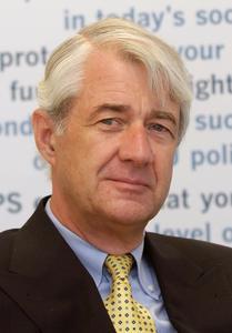 Peter Hustinx, der Datenschutzbeauftragte der EU