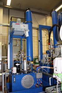 Die Hydraulikspezialisten der Wolfgang Bott GmbH & Co. KG entwickelten eine Lösung mit einer hydrodynamischen Rotorlagerung der Welle.