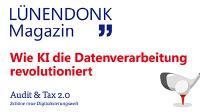 """eurodata mit Interview und Fachbeitrag im Lünendonk-Magazin """"Audit & Tax 2.0"""""""