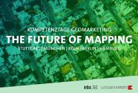 Kompetenztage Geomarketing . THE FUTURE OF MAPPING . infas 360 GmbH