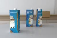 SIG launches combistyle: a uniquely shaped carton pack that stands out on the shelf and offers more convenience
