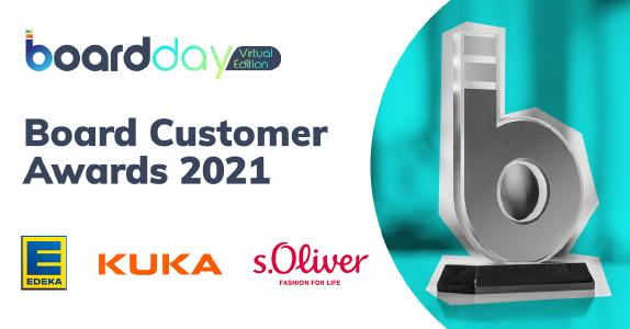 Board Customer Awards - Gewinner 2021 Germany