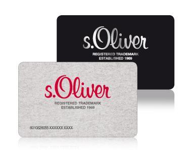 Maßarbeit für die Kundenbindung: s.Oliver setzt neue Gutscheinkarte von easycash Loyalty Solutions ein.