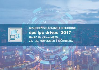 Atlantik Elektronik @SPS IPC DRIVES 2017