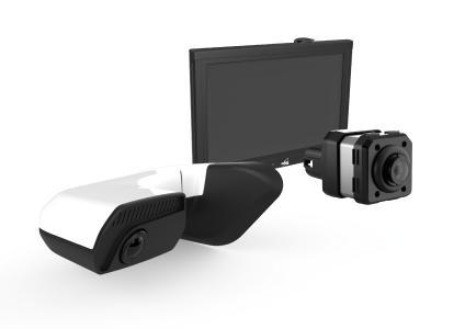 Das Digital VisionSystem, der Abbiegeassistent AAS und neue digitale Monitor- und Kameralösungen, MEKRA Lang
