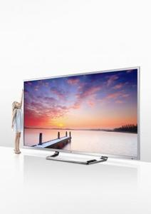 LG HD TV Visual