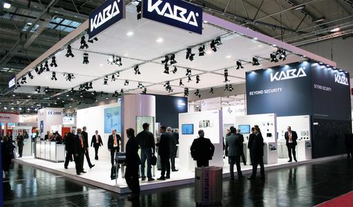 kaba auf der Security 2012