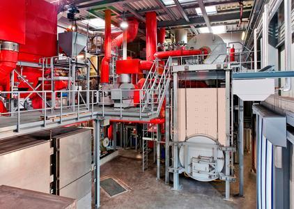 Hightech-Anlage zur thermischen Behandlung von edelmetallhaltigen Rückständen
