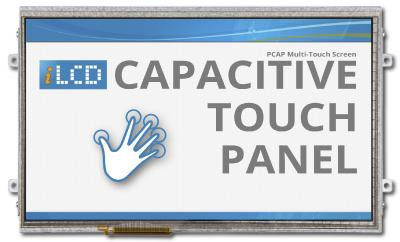 DPP-C102: demmel's largest iLCD now also available with Projected Capacitive Touch Panel