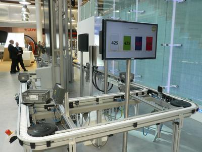 HARTING Smart Factory 1