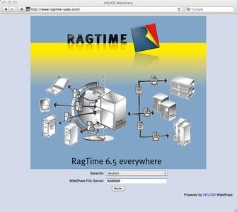 RagTime 6.5 everywhere