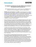 [PDF] Pressemitteilung: HPC Integrations-Spezialist Boston Group gibt zertifizierte Panasas ActiveStor® Ultra weltweit für ihren Kundenstamm frei