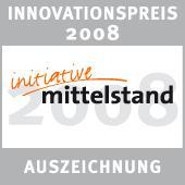 Dögel IT-Management für Thindownload mit dem Innovationspreis 2008 ausgezeichnet!