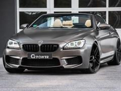 G-POWER M6 Convertible with 800 hp and a top speed of 330 km/h