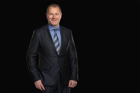 Hansjörg Noser, Account Manager von GIA Informatik