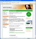 gruenderhomepage.de: jetzt kostenlos Homepage einrichten