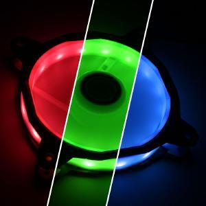 NEU bei Caseking - Lian Li Alpha Tempered Glass Design-Gehäuse und Bora RGB-Lüfter