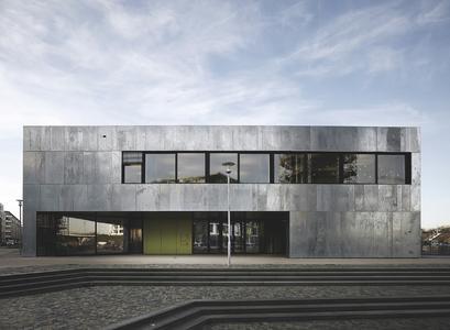 Dritte Preise der Kategorie Architektur: Grundschule am Wasserturm in Karlsruhe von h.s.d. architekten
