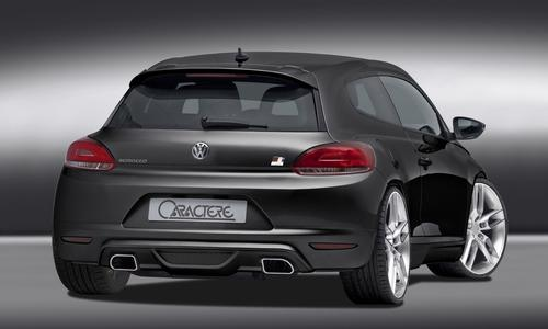 carctere scirocco heck