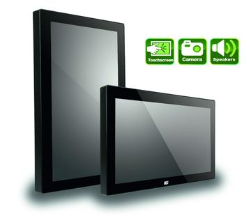 "Sinnvoll interagieren - 15.6"" Wide Screen All-in-One System"