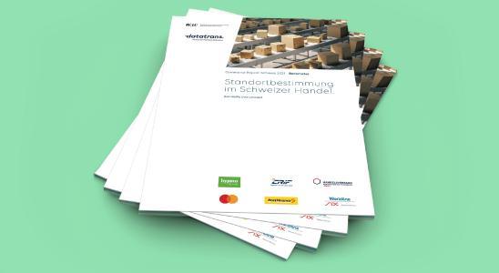 Commerce Report 2021; Teil 1: Standortbestimmung im Schweizer Handel