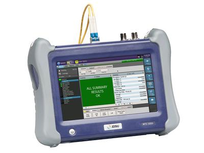 MTS-5800 Handheld Network Tester and OTDR