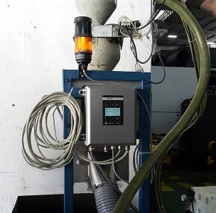 Sesotec RAPID VARIO-FS metal separator convinced at Mah Sing Plastics Industries in a live testing showcase.