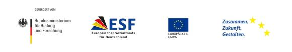 IntAKom wird gefördert vom BMBF und dem ESF