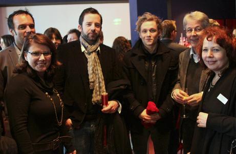 FC MRN bei der Berlinale 2012