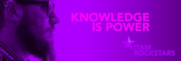 ITAM Rockstars - Wissen ist Macht!