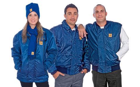 METOCLEAN ESD-Winterkleidung