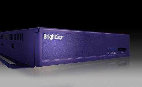 BrightSign Digital Signage-Mediaplayer