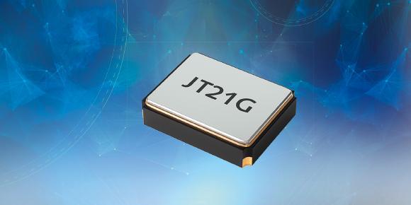 Der JT21G von Jauch Quartz wurde speziell für den Einsatz in Navigationssystemen entwickelt.