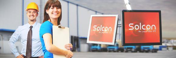 Industrie PC von Solcon Systemtechnik GmbH
