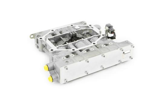 Gearbox Actuator for a Light Duty Vehicle's Dual Clutch Transmission: Through the extension of the on-highway CVS transmission components business in Japan, Knorr-Bremse is reinforcing its competitive position in the Asian commercial vehicle supplier market and in the AMT and DCT transmission sector in particular / © Knorr-Bremse