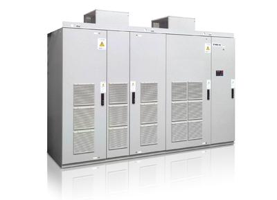 New medium voltage inverter meets the challenges of today with the technology of tomorrow
